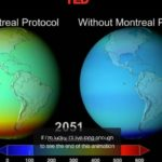 本日のオススメ英語動画「Can we solve global warming? Lessons from how we protected the ozone layer」