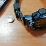 息子の時計の故障